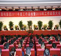 晨鸣集团召开2017年工作总结暨2018年事情动员大会